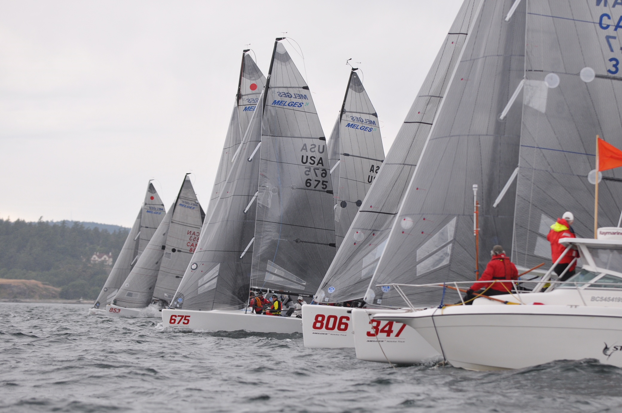 2019 Canadian Melges 24 National Championship